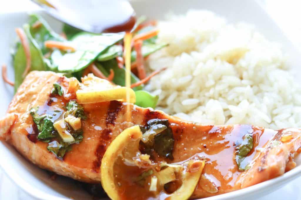Honey-Garlic-Salmon-savory-thoughts
