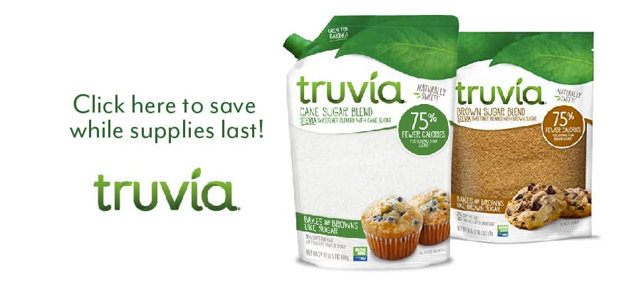 Trivia Cane Sugar Blend Packages