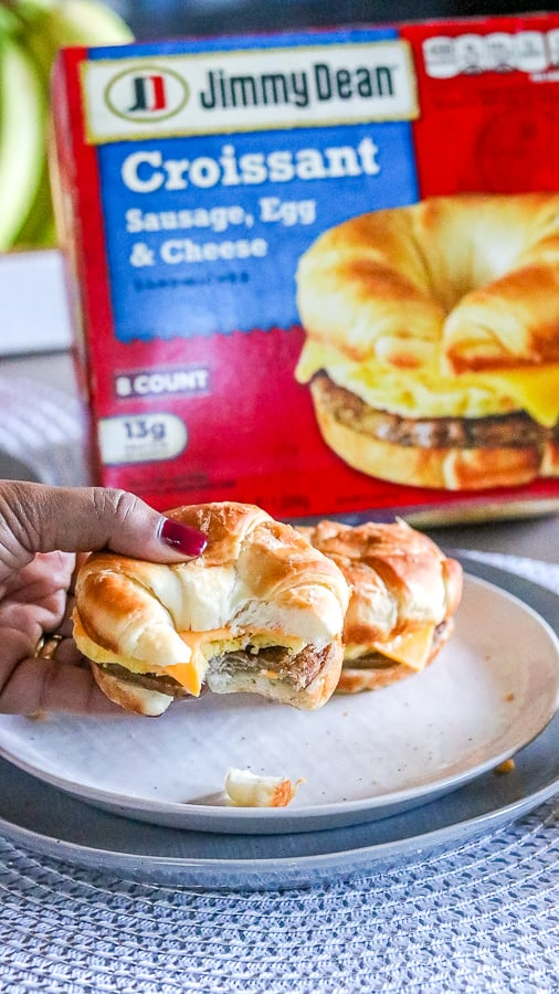 Jimmy Dean Breakfast Croissant