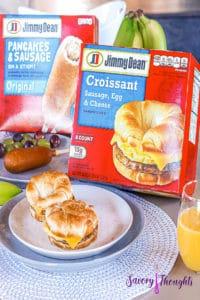 Jimmy Dean Freezer Breakfast Pinterest Pins