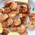 Air Fryer Shrimp Garlic Butter Recipe