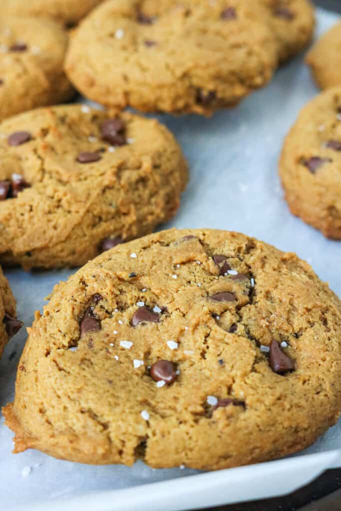Cookies in cookie sheet