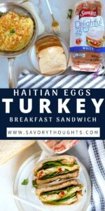 Egg Sandwich Recipe Pinterest PIN