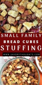 Stuffing recipe pin