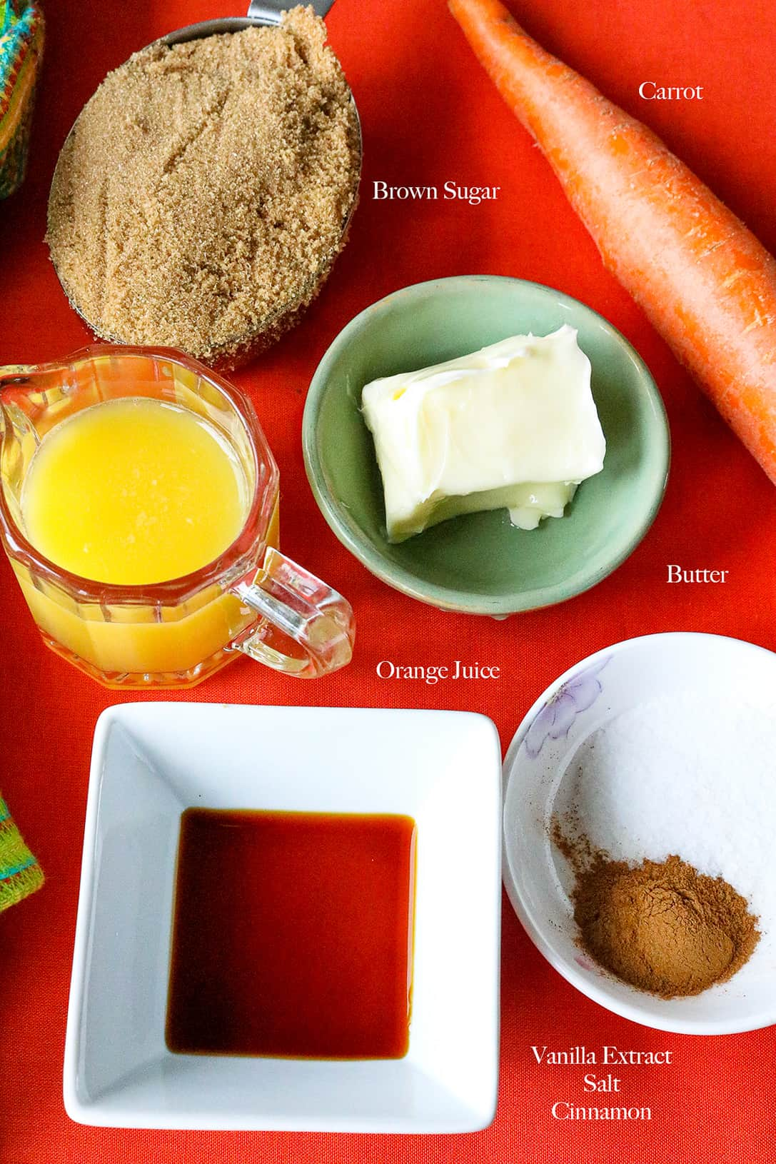 List of seasoning for instant pot carrots