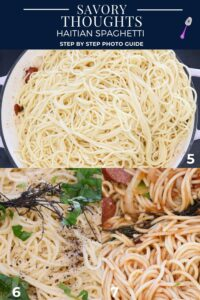 pasta step by step 5-7