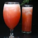 horizontal picture of grapefruit juice recipe