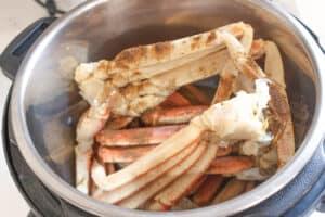 snow crab legs in instant pot